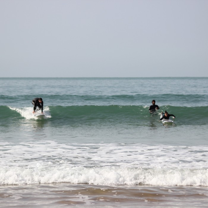 Surf Coaching Essaouira